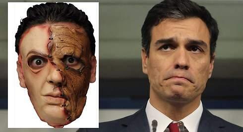 Pedro Sánchez se convierte en zombie