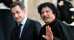 Sarkozy, imputado por la financiación en el año 2007