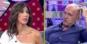 Paz Padilla no se habla con Kiko Matamoros