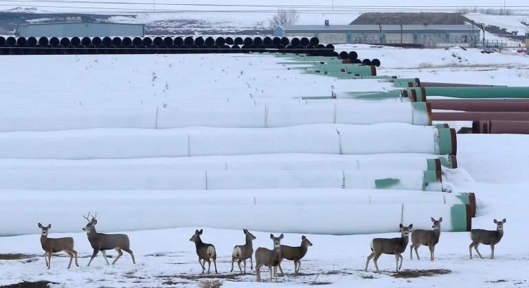 Trump aprueba construcción del oleoducto Keystone XL con Canadá