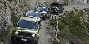 Jeep celebra su 75 aniversario con versiones especiales de sus cuatro modelos