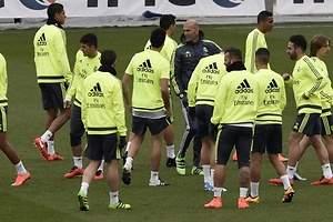La charla de Zidane a sus jugadores