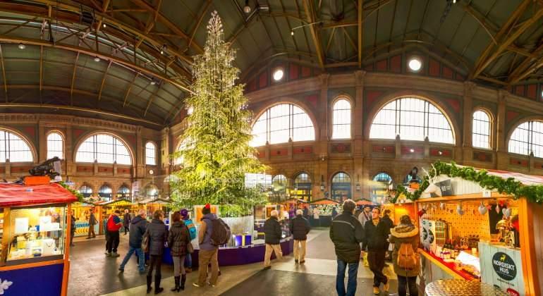 Motivos e ideas para viajar a Zúrich esta Navidad