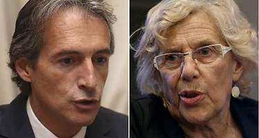Fomento y el Ayuntamiento de Madrid crean una comisión para debatir sobre la Operación Chamartín