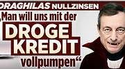 El conde Draghila está chupando nuestras cuentas, la prensa alemana arremete contra el BCE