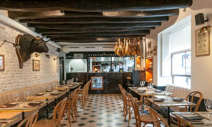 85668756f Sevilla acoge el restaurante de culto al ibérico de Señorío de ...