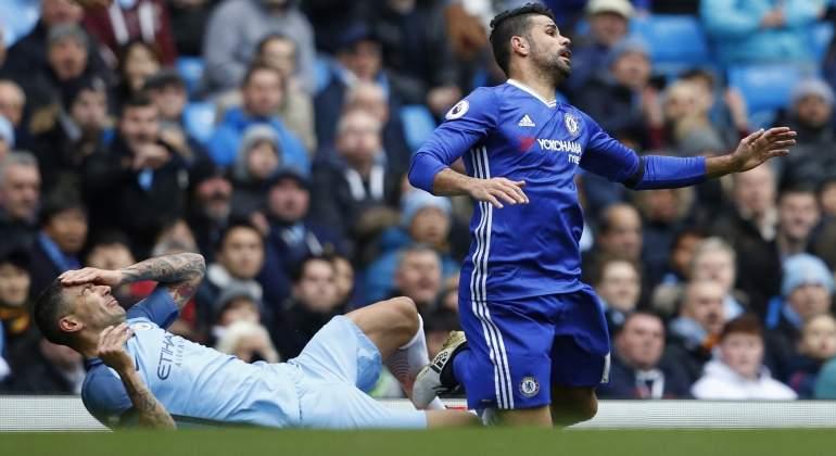 Siga ahora en directo: Man. City vs Chelsea