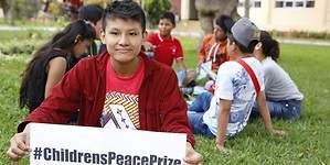 Niño de Iquitos es nominado al premio internacional Childrens Peace Prize