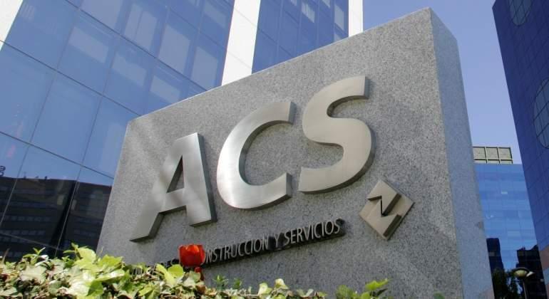 ACS, con una recomendación de compra, da un dividendo del 1,3%
