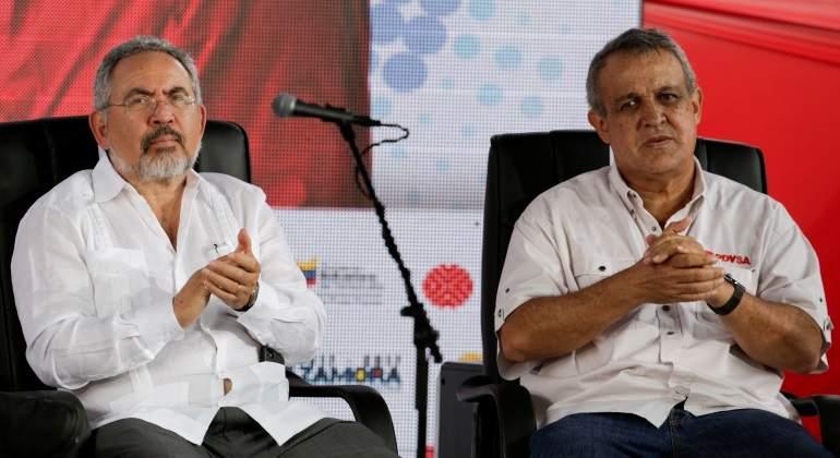 Detienen a exministro de petróleo y expresidente de PDSVA
