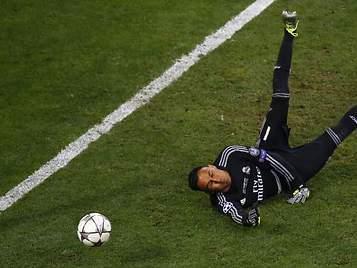 Malestar en el vestuario del Real Madrid por la titularidad de Keylor Navas