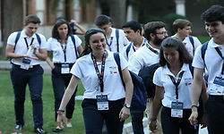 El programa Becas Europa premia la excelencia de 50 estudiantes de todo el país