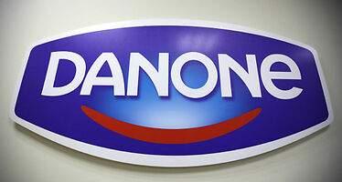 Danone facturó un 3% más en el primer trimestre del año