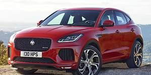 Jaguar E-Pace: nuevo SUV compacto y premium a la vista