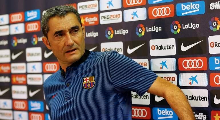A Valverde no le importa el derbi