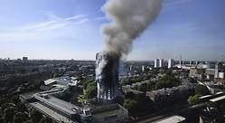 El incendio de un frigorífico provocó el fuego  de Londres