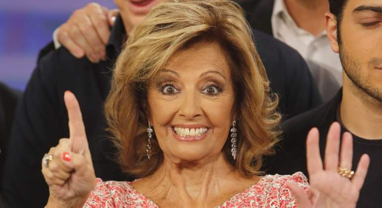 Mª Teresa vuelve a TV de comentarista estrella de GH