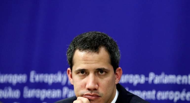 Guaidó llega a España levantando un huracán político tras el desplante de Sánchez