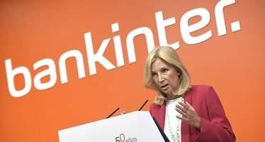 La consejera delegada de Bankinter: Dancausa es íntegra y honrada