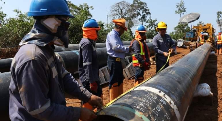 Devolución de cobros por Gasoducto será en noviembre — MEM