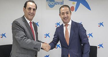 Iberaval y CaixaBank elevan el importe de las líneas de financiación a las pymes de Castilla y León de 600.000 hasta 750.000 eur