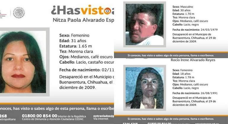 CIDH envía a Corte Interamericana primer caso de desaparición forzada