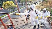 Servidis se lanza a desinfectar casas en Canarias por el Covid-19