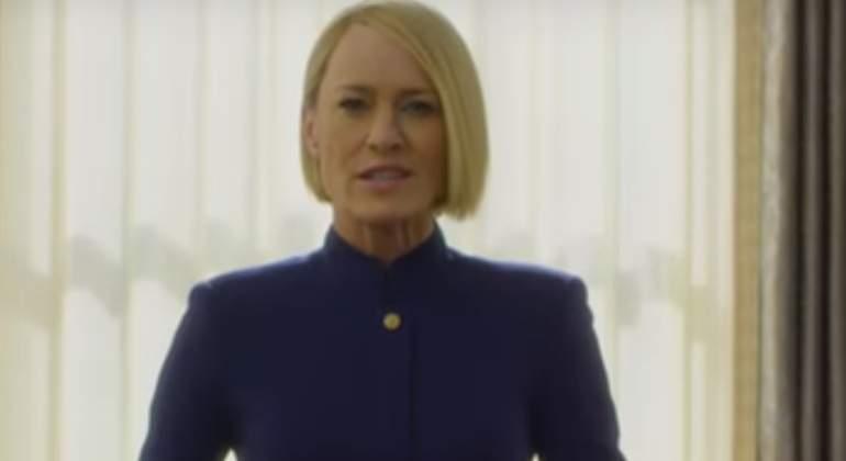 Claire Underwood asume todo el poder en House of Cards: primer adelanto sin Kevin Spacey