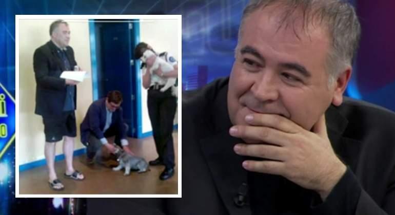Maldita hemeroteca: Cristina Pardo rescata la foto más comprometida de Ferreras