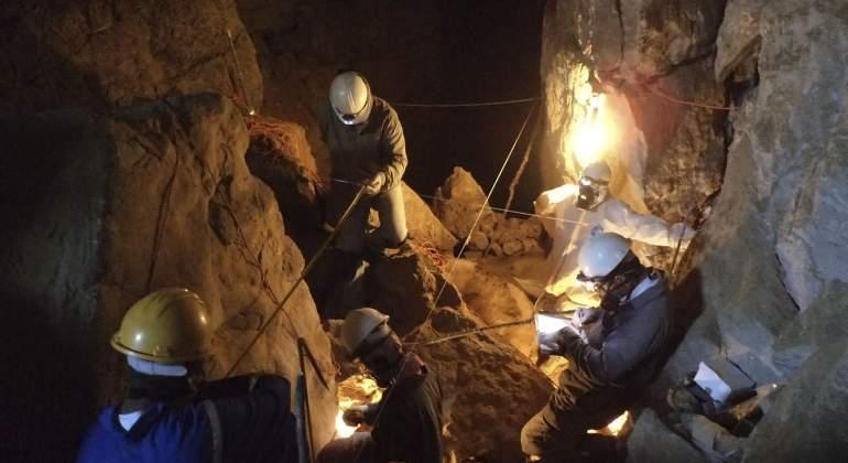 La NASA localiza unos organismos que lograron sobrevivir 50.000 años en una cueva de México