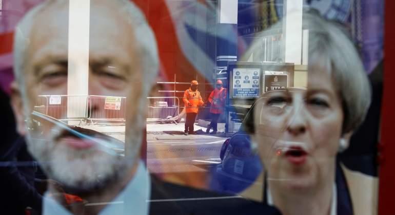 May gana elecciones británicas pero pierde mayoría absoluta