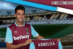 Arbeloa, nuevo jugador del West Ham