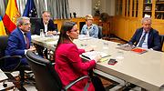 El Gobierno de Canarias ha mantenido un encuentro con los representantes de las federaciones canarias de Islas y de Municipios Fecai y Fecam