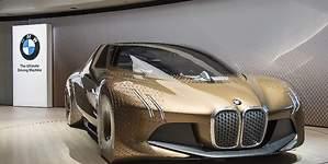 BMW presentará este año el iNext: será un SUV eléctrico con conducción autónoma nivel 3