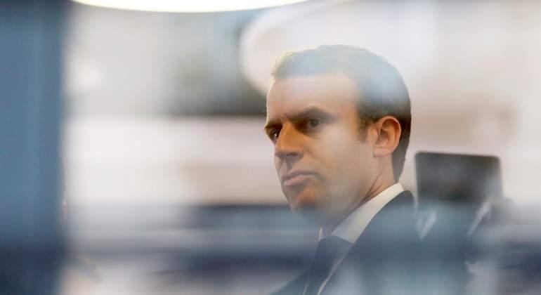 Primeras estimaciones dan a Macron como nuevo presidente de Francia