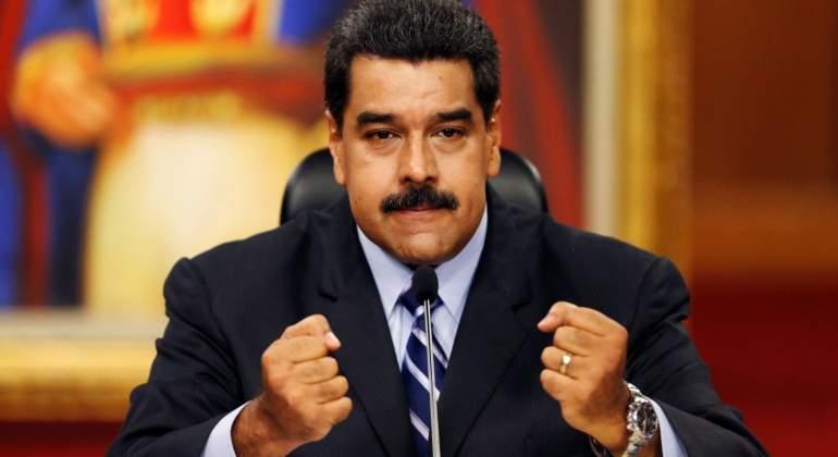 Maduro acusa a EEUU de usar tecnología en la guerra eléctrica contra Venezuela