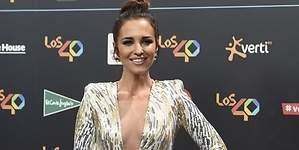 Paula Echevarría pierde peso en su año más duro