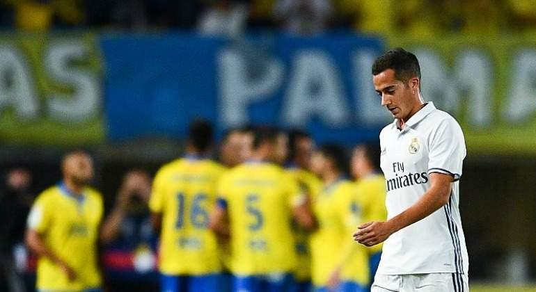 Real Madrid no pasa sobre el