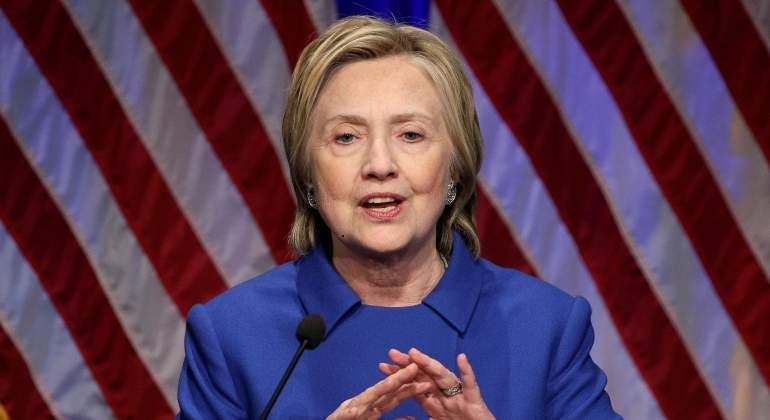 Clinton: ''Ha habido momentos esta semana he querido no salir de casa nunca más''