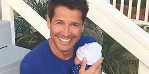 Jaime Cantizano, padre de un niño llamado Leo
