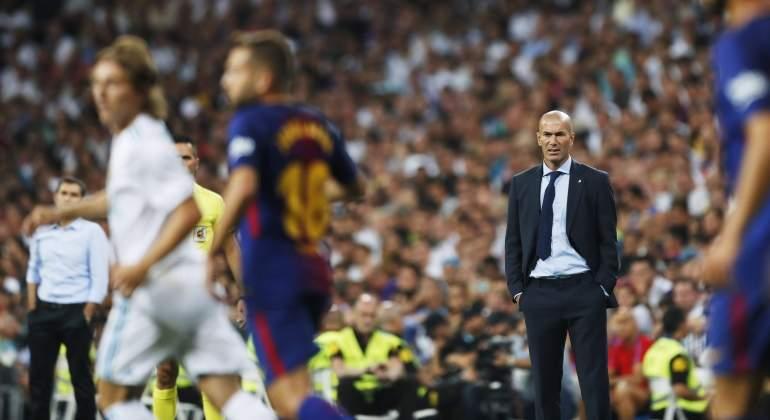 01296551f94 El golpe del Barcelona al Real Madrid y por qué Zidane suspira por LaLiga  pese …