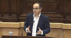 El reto al Gobierno de Turull sobre el conflicto catalán