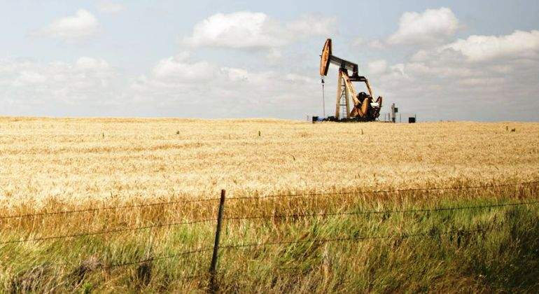 El precio del barril del crudo subió ayer