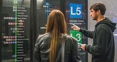 Metro de Barcelona vuelve a la huelga el próximo lunes tras fracasar las negociaciones
