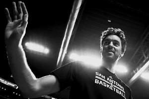 Pau Gasol, el gigante catalán de los Spurs