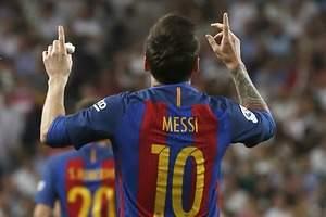Messi, una leyenda de 500 goles con el Barcelona