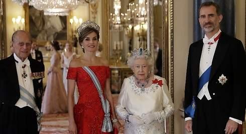 El encuentro entre Letizia y Kate Middleton
