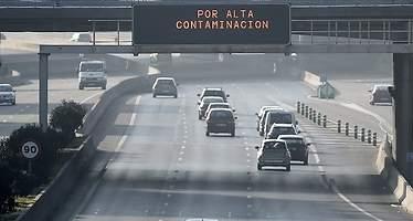 Madrid estrenará este año radares para detectar las emisiones de los vehículos contaminantes