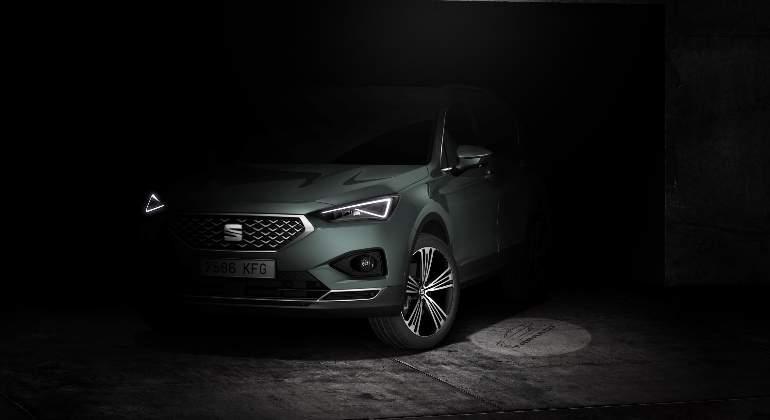 Se filtran las imágenes del Seat Tarraco, el nuevo SUV de siete plazas