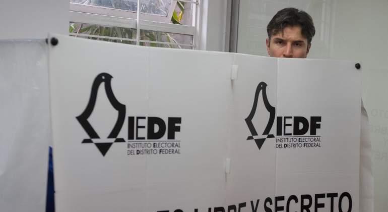 Desairan capitalinos elección de Comités Ciudadanos y consulta